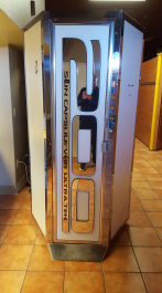 Suncapsule Chrome Booth used preowned reconditioned tanning booths nj ny pa